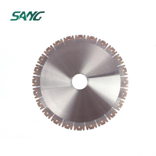 diamond saw blade for granite, grooved steel blades for granite cutting, granite cutting blade manufacturers,granite cutting blade